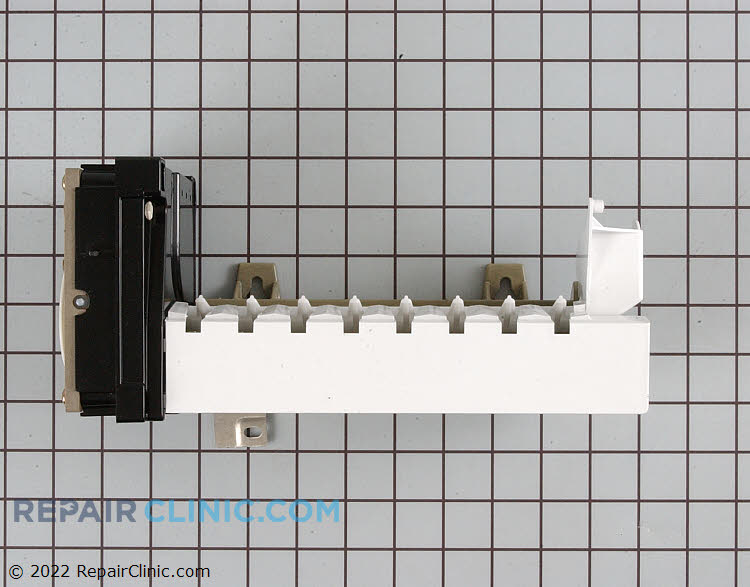 Ice maker installation kit with ducts, fill tube and related hardware, replacement for twist-tray style icemaker