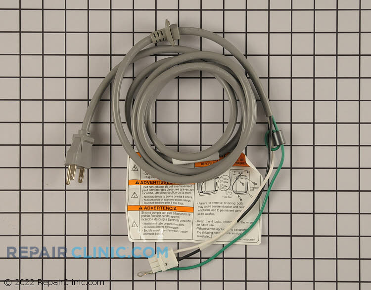 Power Cord EAD40521449     Alternate Product View