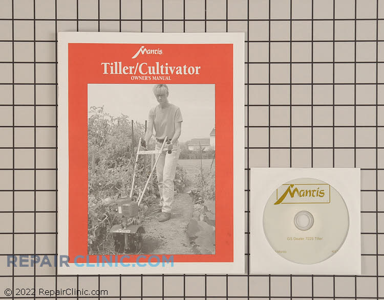 Tiller 7225-00-02 Alternate Product View