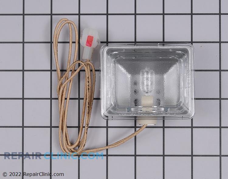 Oven halogen lamp