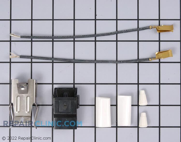 Element Receptacle and Wire Kit WB17X5091       Alternate Product View