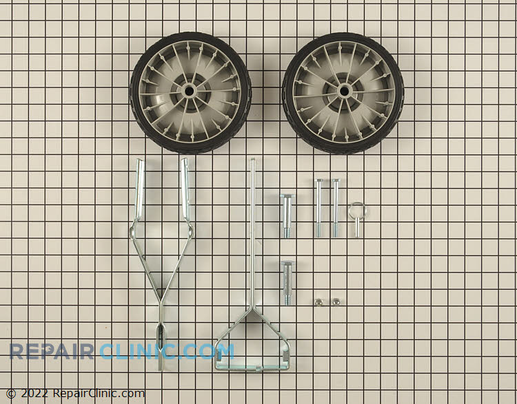 Wheel Assembly 9222-00-02 Alternate Product View