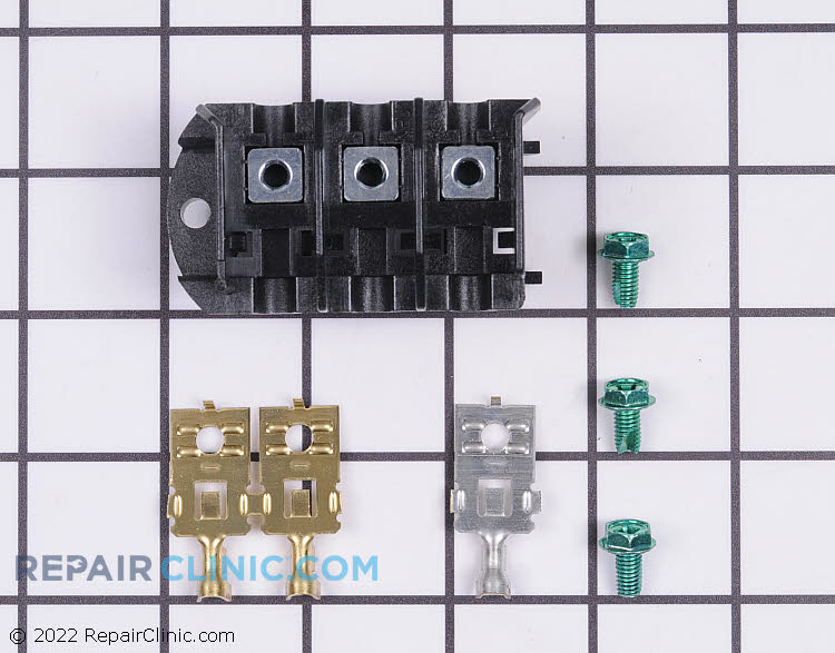 Power cord terminal block kit