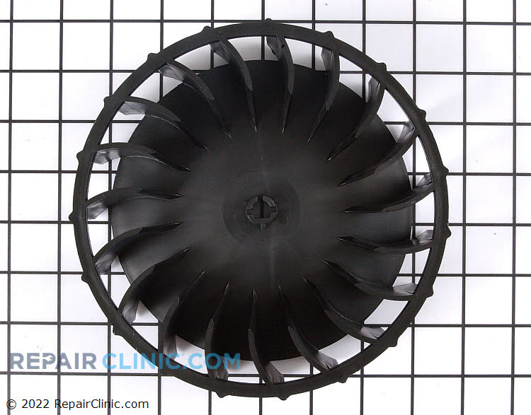 Blower Wheel WE16X26 Alternate Product View