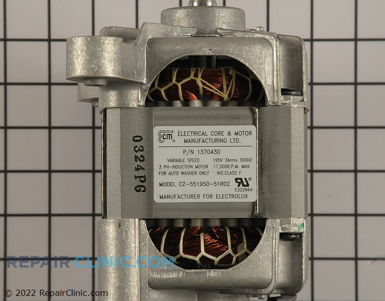 Drive Motor 137043000       Alternate Product View