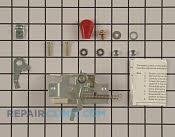 Throttle Control Lever - Part # 1659057 Mfg Part # 36677