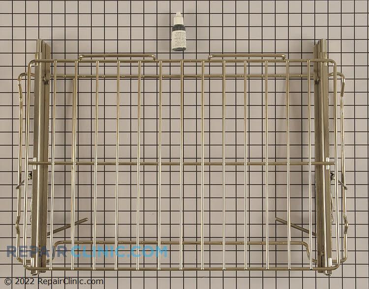 Drawer Slide Rail WB48T10070 Alternate Product View