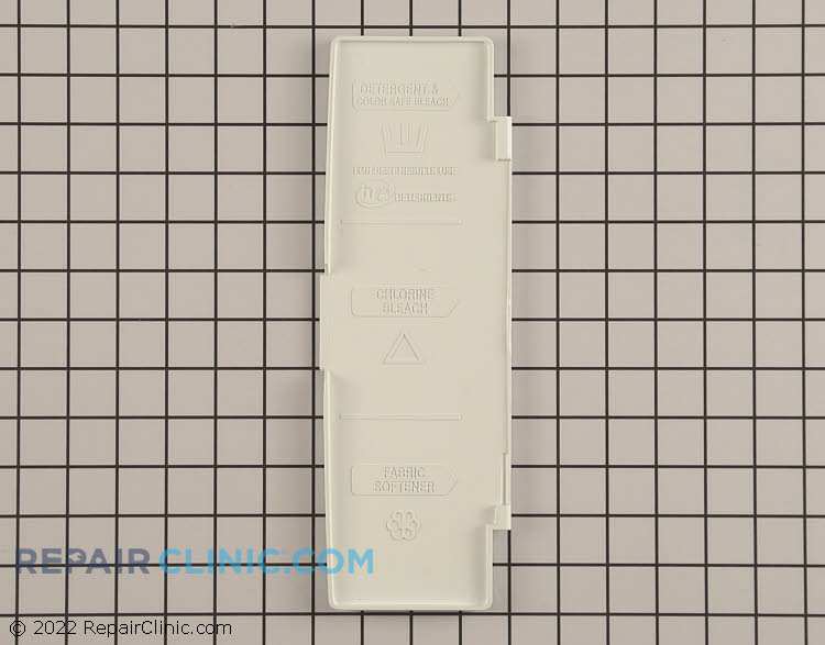 Dispenser Lid WP22004481 Alternate Product View