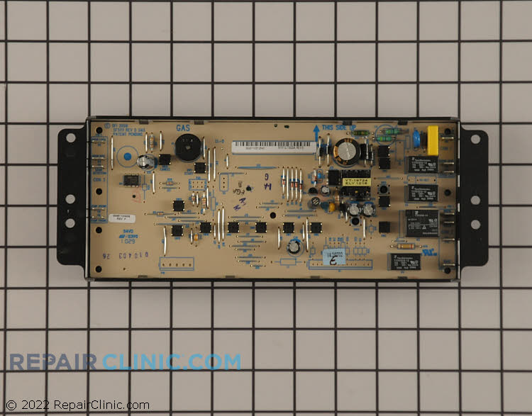 Oven Control Board WPW10424330 Alternate Product View