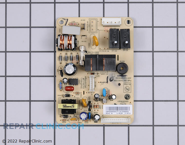 Main Control Board EBR36909301 Alternate Product View