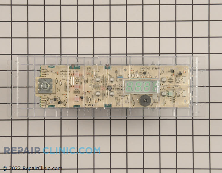 Oven Control Board WB27T10231 Alternate Product View