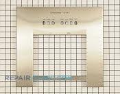 Dispenser Front Panel - Part # 1465128 Mfg Part # 241533208