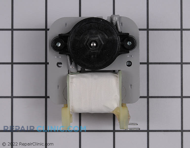 Evaporator fan motor wpw10188389 for Evaporator fan motor troubleshooting