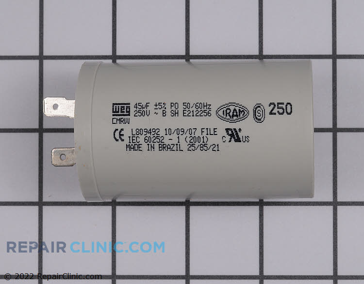 Capacitor WH12X10163      Alternate Product View