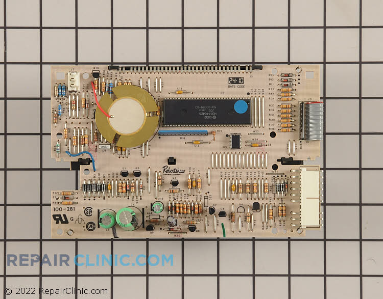 Oven Control Board 7601P155-60 Alternate Product View