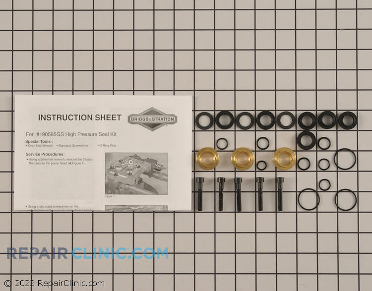 Seal Kit 190595GS        Alternate Product View