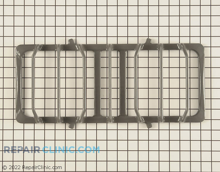 Burner Grate WPW10165812 Alternate Product View
