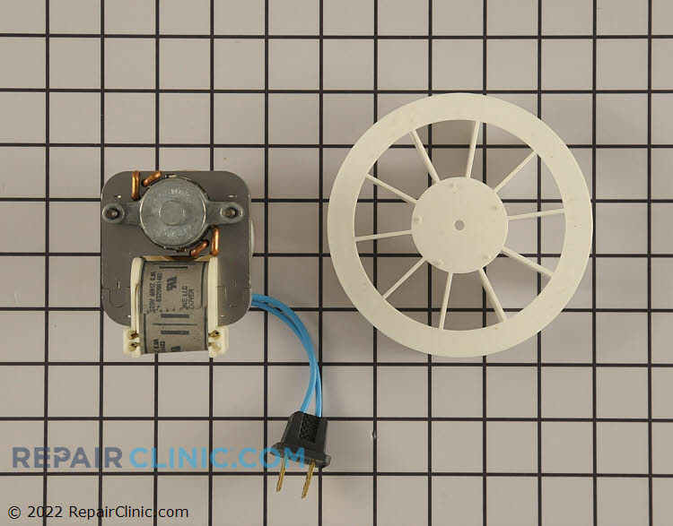 Fan Motor S97012038 Alternate Product View