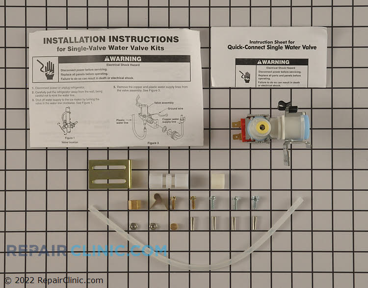 Water Inlet Valve 4318047 Alternate Product View