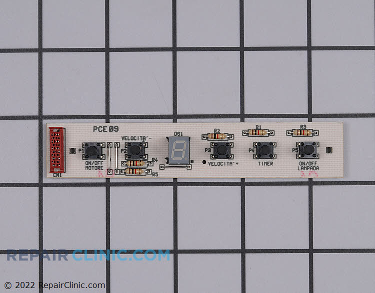 User Control and Display Board W10298152       Alternate Product View