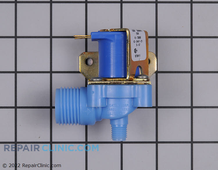 Water Inlet Valve 12-2447-21 Alternate Product View