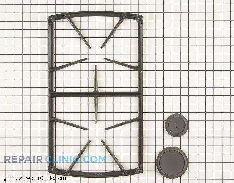 Burner Grate 72469SB Alternate Product View