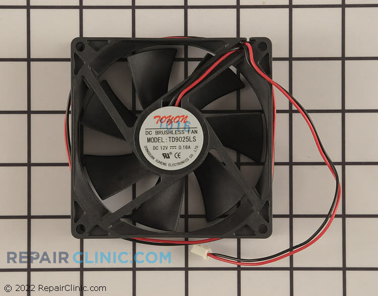 Fan Motor RF-2750-50 Alternate Product View