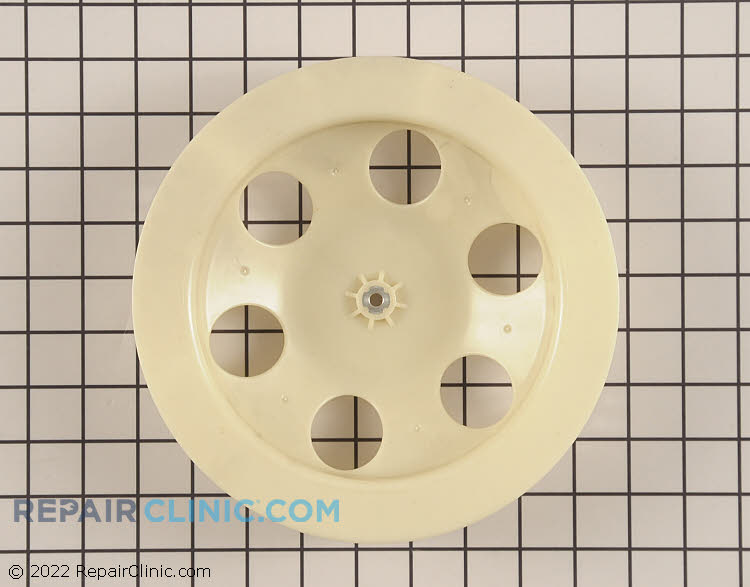 Blower Wheel AC-8000-34 Alternate Product View