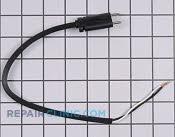 Power Cord - Part # 1638366 Mfg Part # 61735