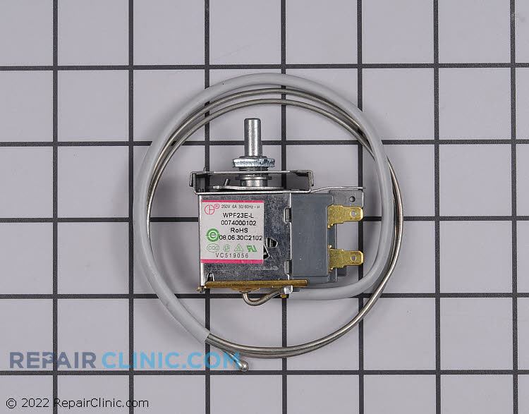 Temperature Control Thermostat RF-7350-76      Alternate Product View