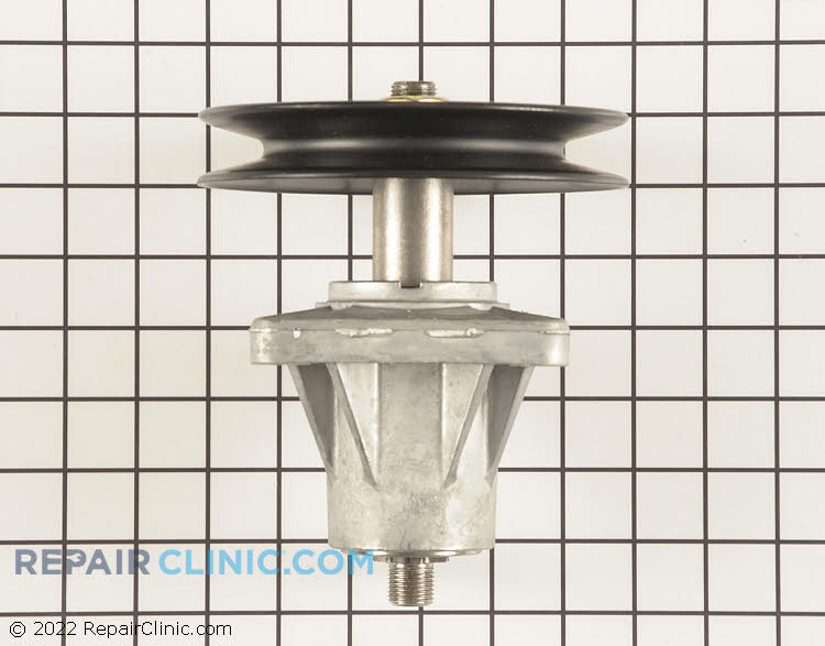 Spindle Assembly with Pulley 918-0625B Alternate Product View