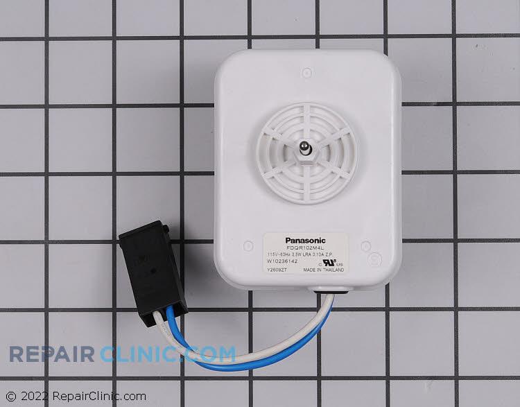Evaporator Fan Motor WPW10236142 Alternate Product View
