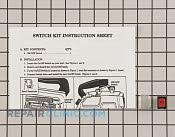 On - Off Switch - Part # 1976970 Mfg Part # 545081830
