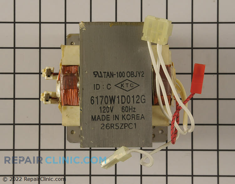 High Voltage Transformer 6170W1D012G     Alternate Product View