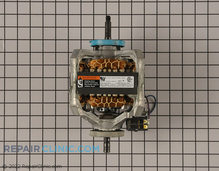 Drive Motor W10416572 Alternate Product View