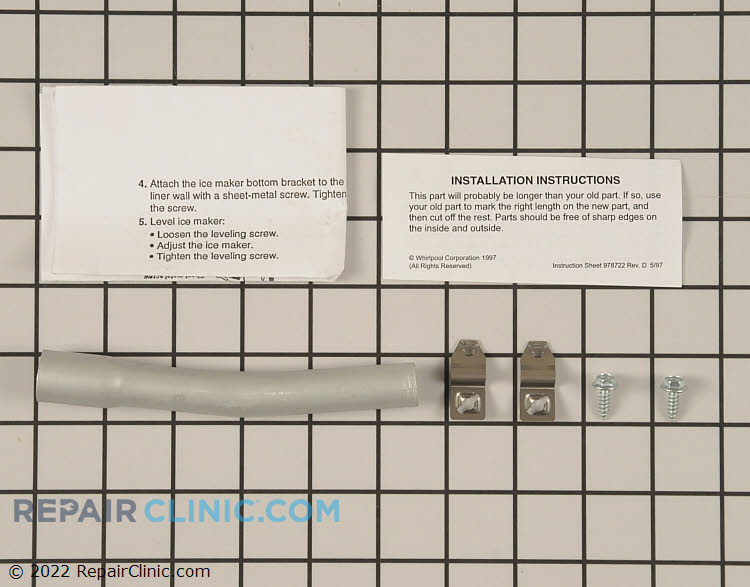 Ice Maker Installation Kit 4378431         Alternate Product View