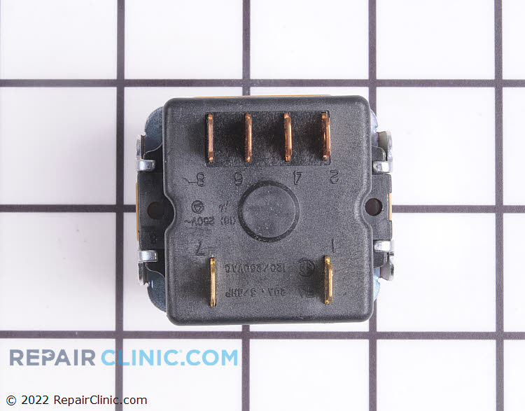 Rotary Switch 2H00598F Alternate Product View