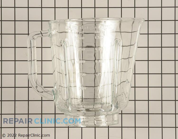 Glass Jar WPW10221782 Alternate Product View