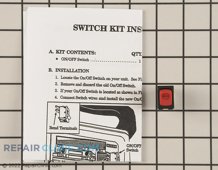 On - Off Switch 545081869 Alternate Product View