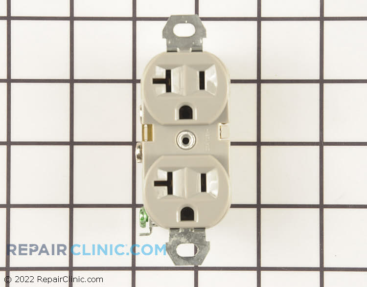 Receptacle 197731GS Alternate Product View