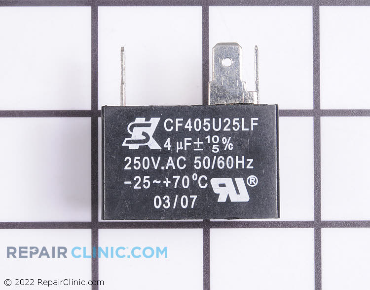 Run Capacitor AC-1400-109     Alternate Product View