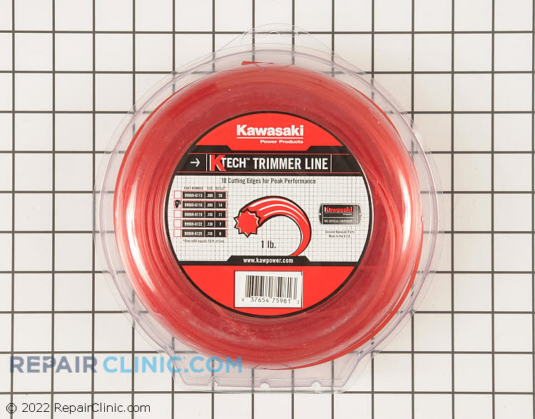 Trimmer Line 99969-6116 Alternate Product View