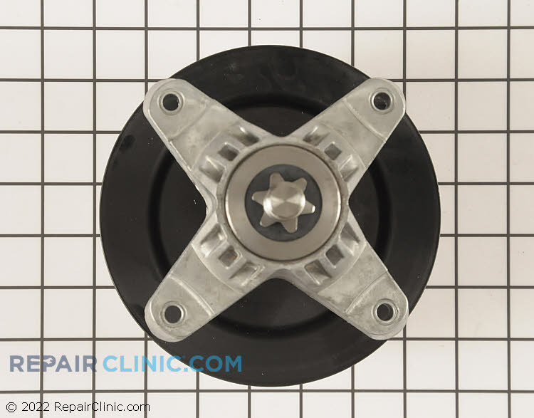 Spindle Assembly with Pulley 918-04456B Alternate Product View