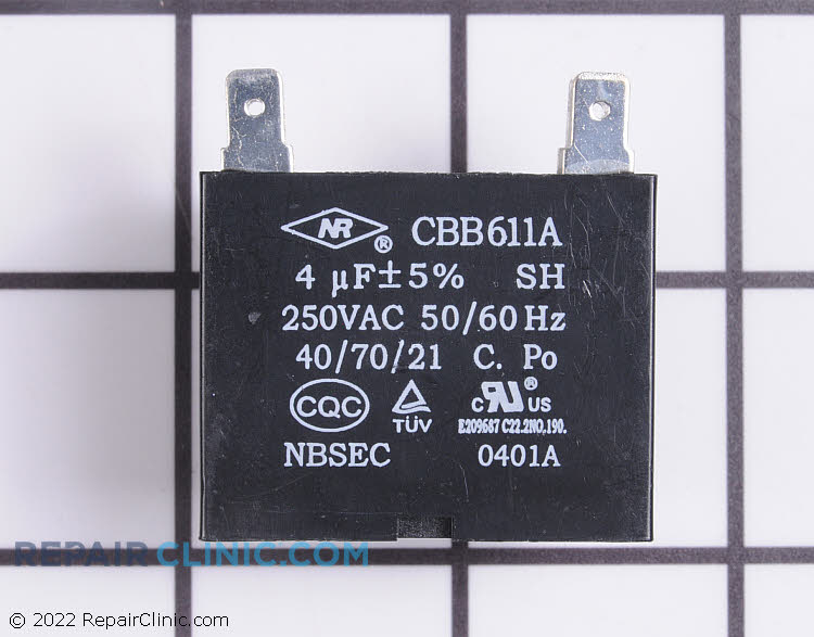 Capacitor AC-1400-25      Alternate Product View
