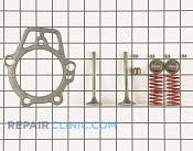 Cylinder Head Gasket - Part # 2002499 Mfg Part # 0D24890ESV