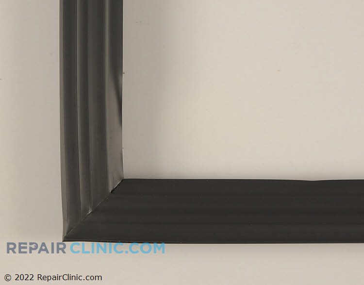 Freezer door gasket, black