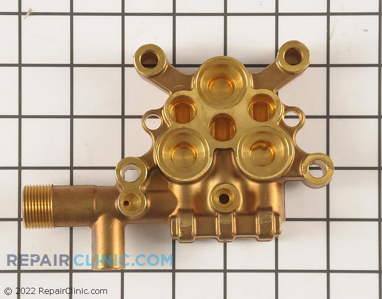 Pump Housing 5.550-294.0 Alternate Product View