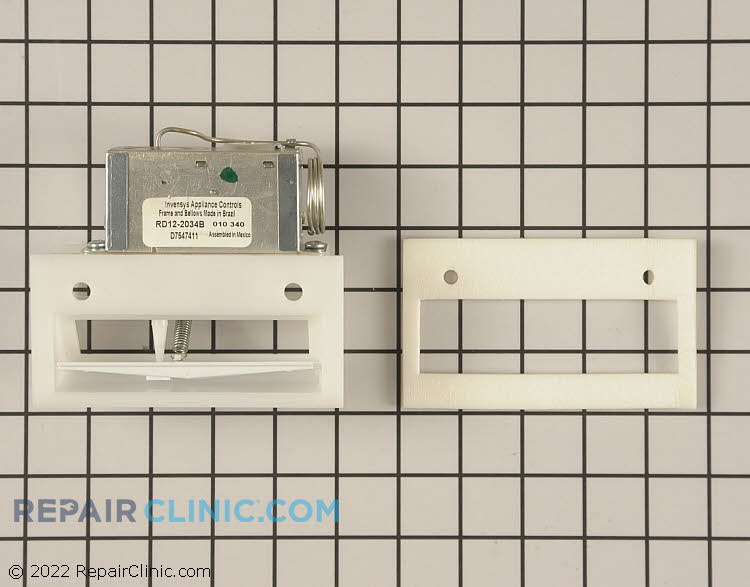 Damper Control Assembly R9900109        Alternate Product View