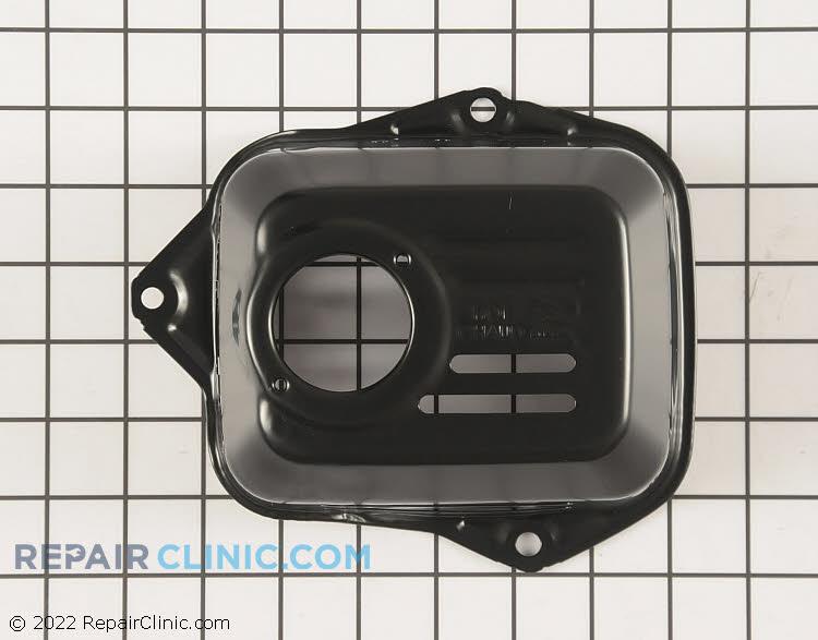 Muffler Guard 18321-Z0L-J01   Alternate Product View