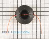 Trimmer Head - Part # 2002606 Mfg Part # X480000021